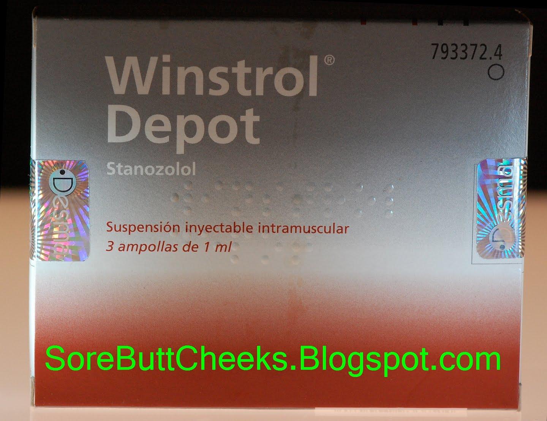 Steroids Winstrol Pills Blue